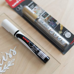 Uni Chalk Kreidemarker | we love handmade
