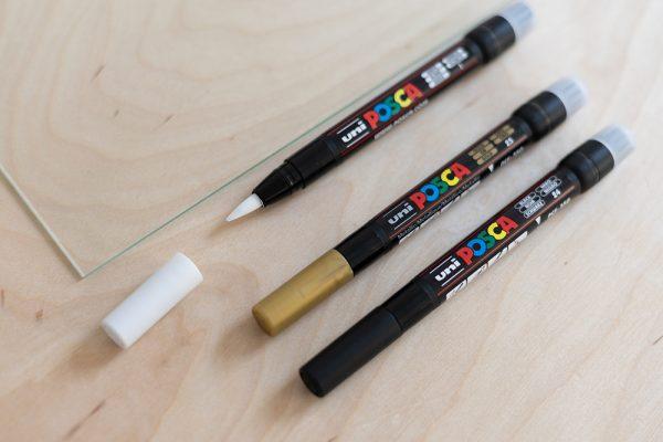 Uni Posca Brush PCF-350 | we love handmade