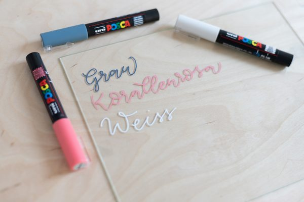Uni Posca Kreidemarker PC-1MC |we love handmade