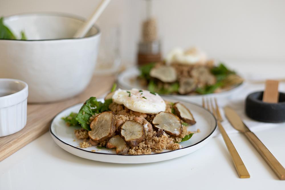 Saisonaler Couscous-Salat: Rezept | we love handmade
