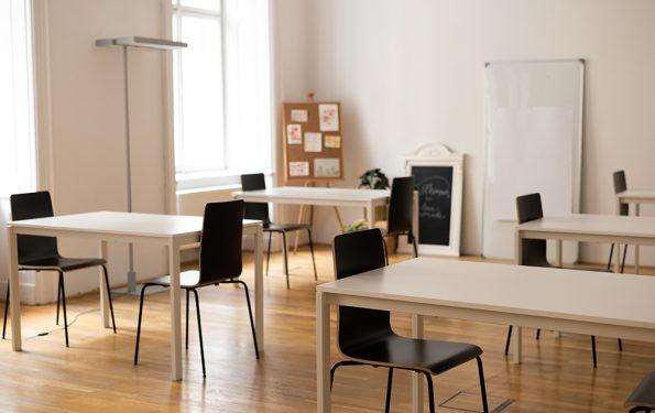 Seminar bzw. Workshop-Raum in Wien   we love handmade