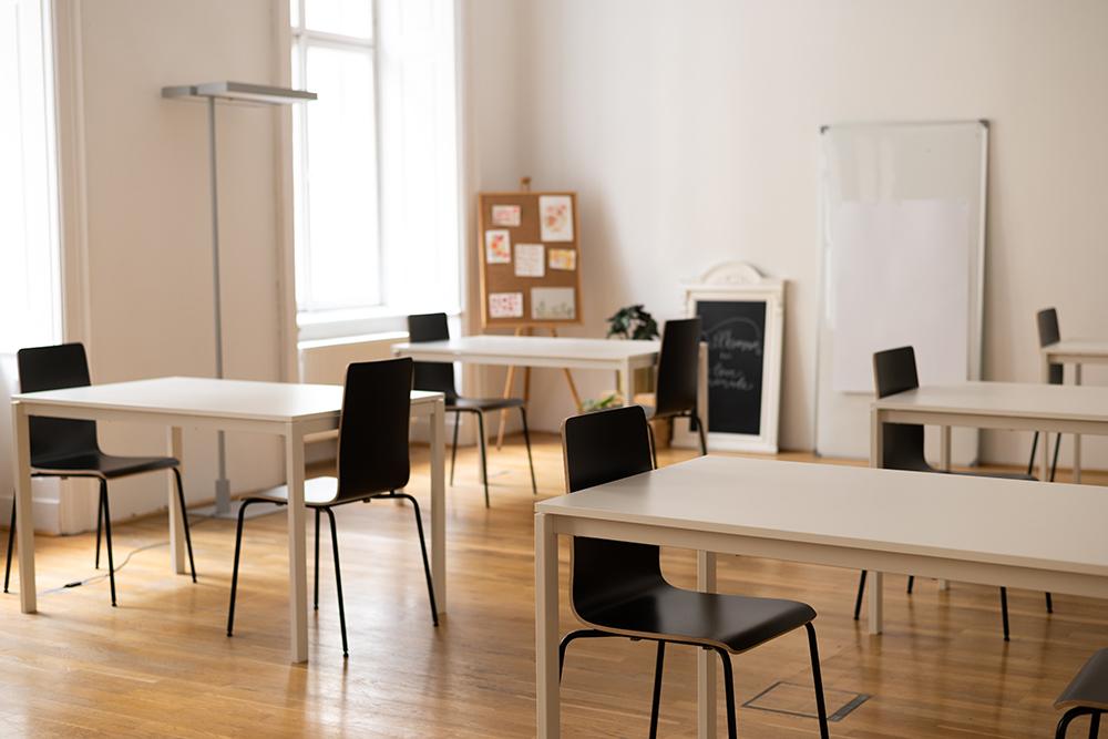 Seminar bzw. Workshop-Raum in Wien | we love handmade
