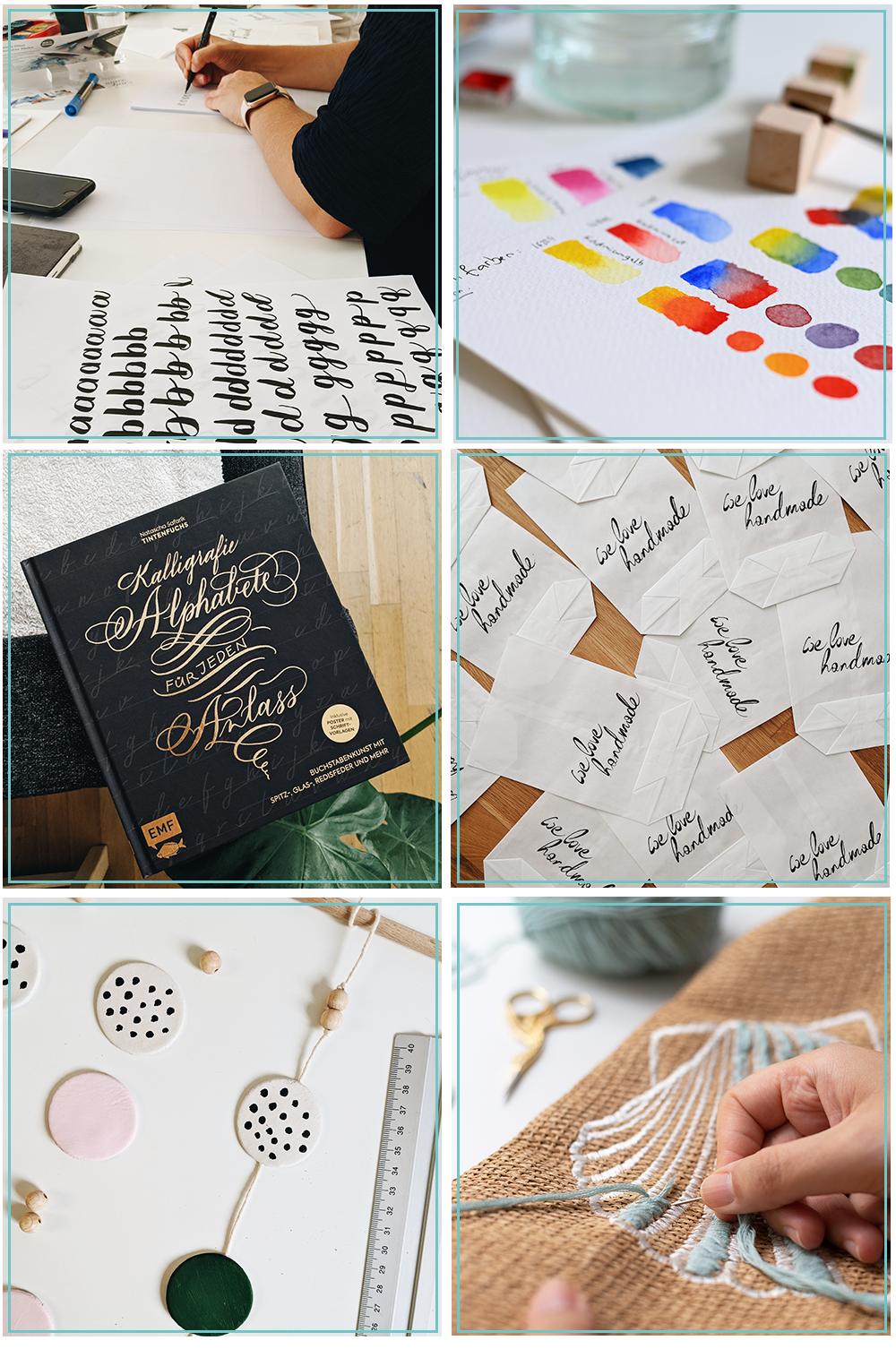 Monatsrückblick: Juli 2020 | we love handmade