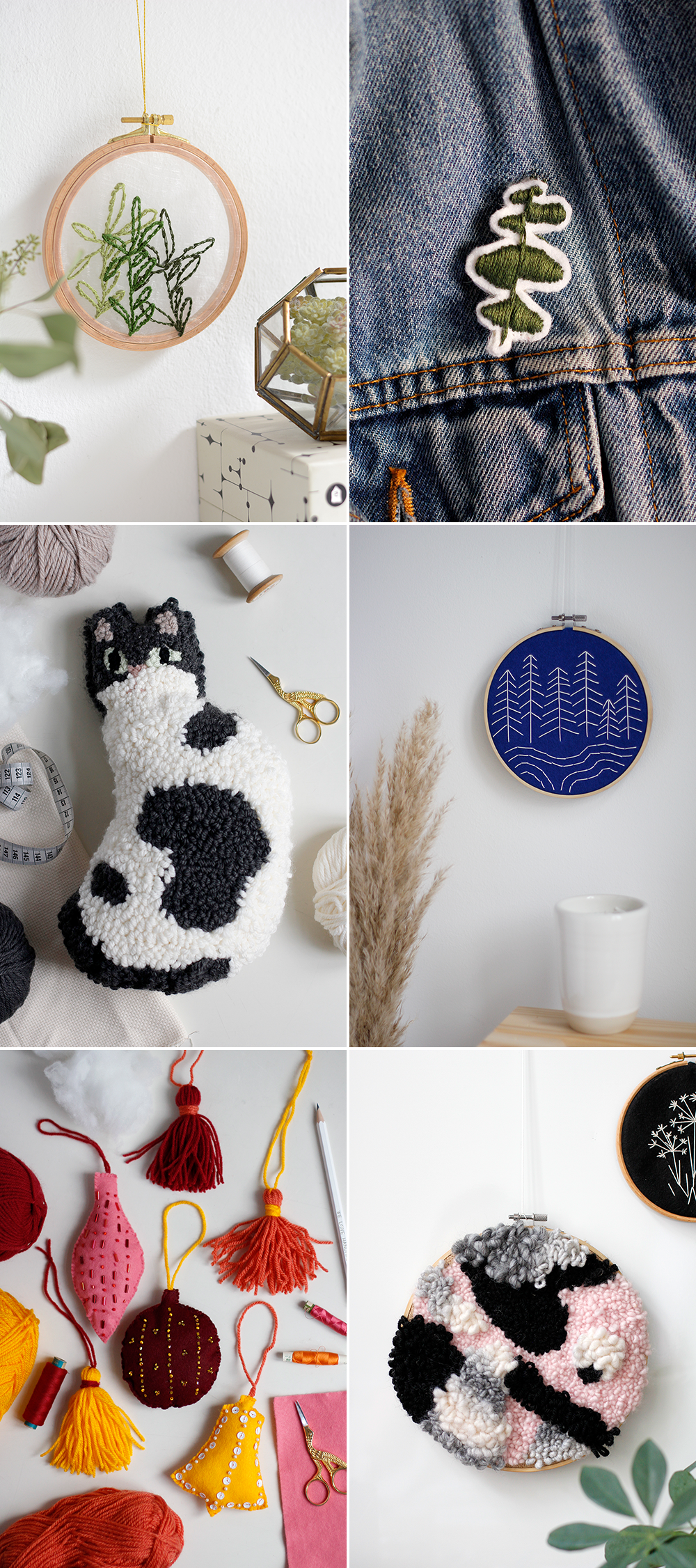 we love Inspiration: Unsere liebsten Stick-DIYs | we love handmade