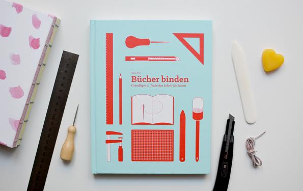 Feature: Anna Frey Bücher binden Interview   we love handmade