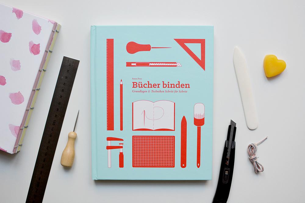 Feature: Anna Frey Bücher binden Interview | we love handmade