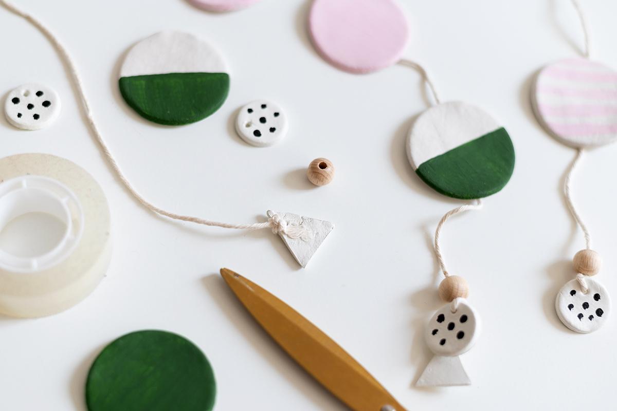 Clay-Mobile: DIY | we love handmade