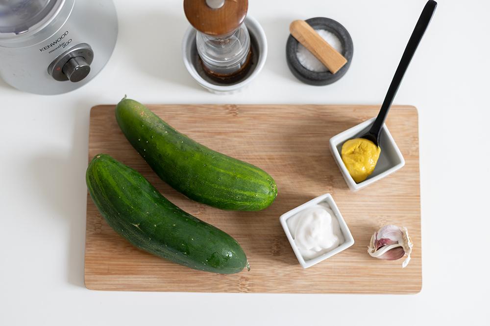 Gurkensuppe: Zutaten | we love handmade