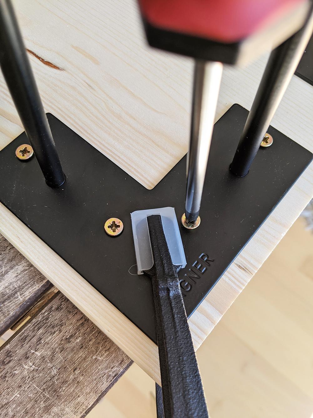 Holztischchen selber machen | we love handmade