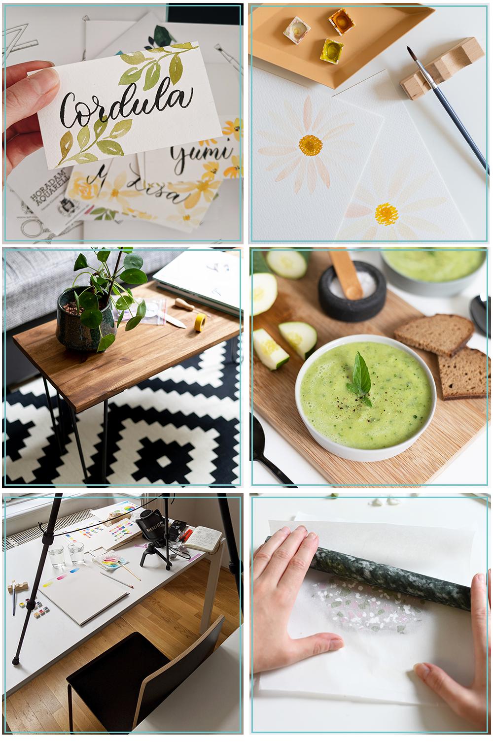 Monatsrückblick August 2020 | we love handmade