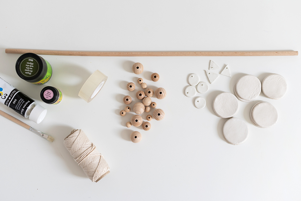 Wandbehang: DIY-Material | we love handmade