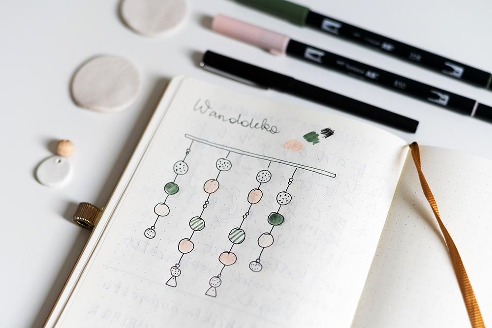 Wanddeko: DIY-Skizze | we love handmade