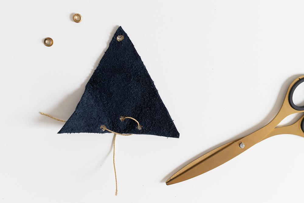 Federtasche selbermachen | we love handmade