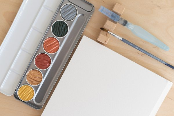 Finetec Aquarellfarben Classic Palette | we love handmade