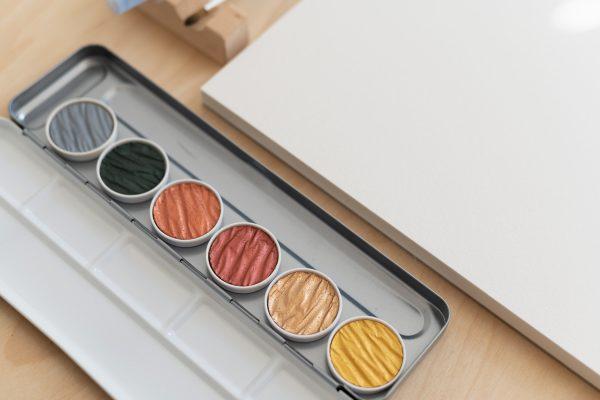 Finetec Classic Colors Palette | we love handmade