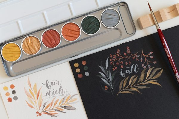 Finetec: Modern Classics Palette | we love handmade