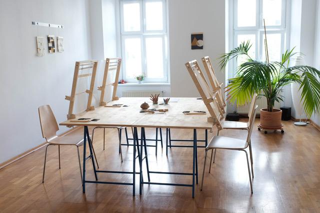 Gundula Hickisch Weben für Anfänger Kurs | we love handmade