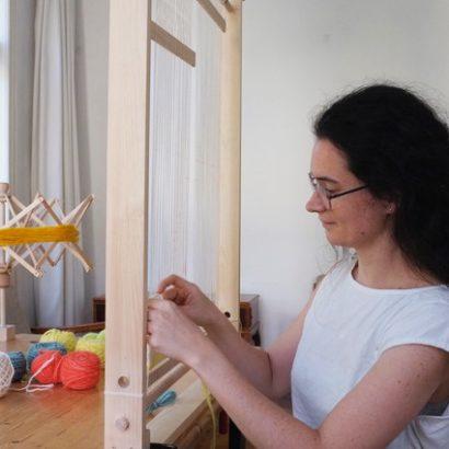 Gundula Hickisch Webkurse  we love handmade