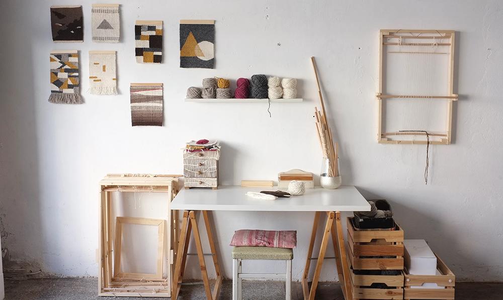 Gundula Hickisch Webstücke | we love handmade