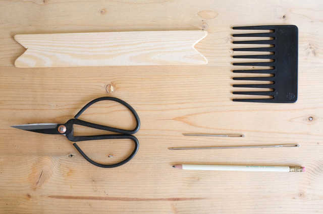 Gundula Hickisch weben | we love handmade