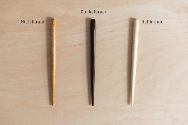 Holz-Federhalter | we love handmade