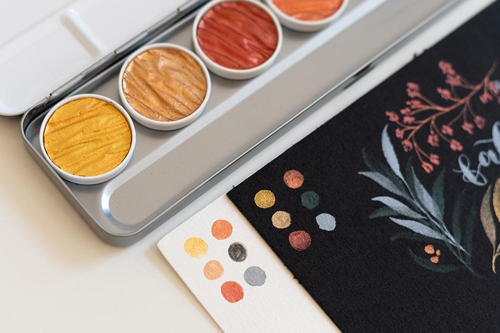 "Metallic-Farben: ""Modern Classics"" |we love handmade"