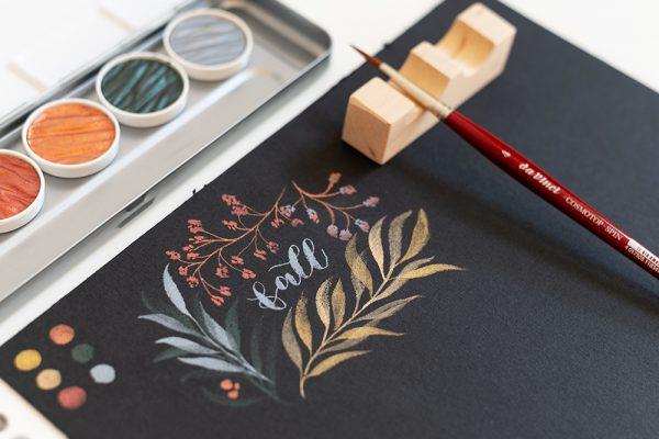 """Modern Classics""-Farbpalette | we love handmade"