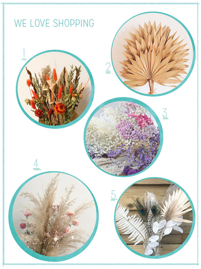 we love Shopping: Trockenblumen   we love handmade
