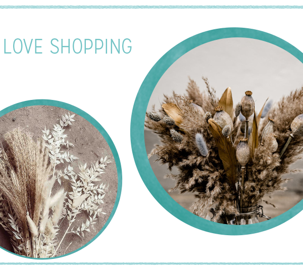 we love Shopping: Trockenblumen | we love handmade
