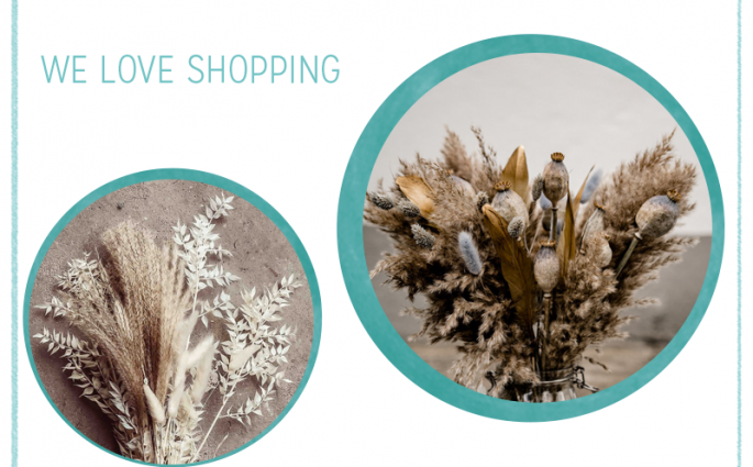 we love Shopping: Trockenblumen | we love handmade