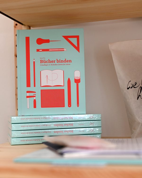 Buecher binden: Buch im Shop | we love handmade