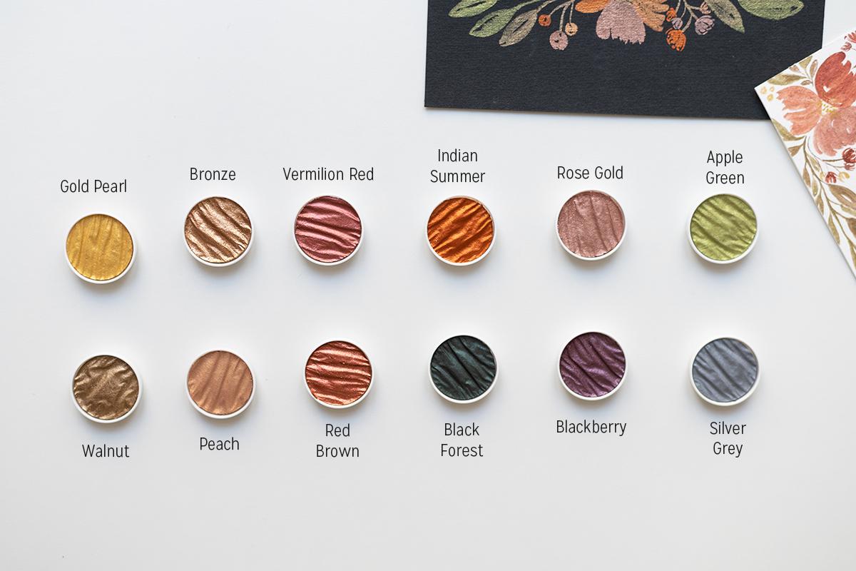 Coliro Pearlcolors: Einzelfarben | we love handmade