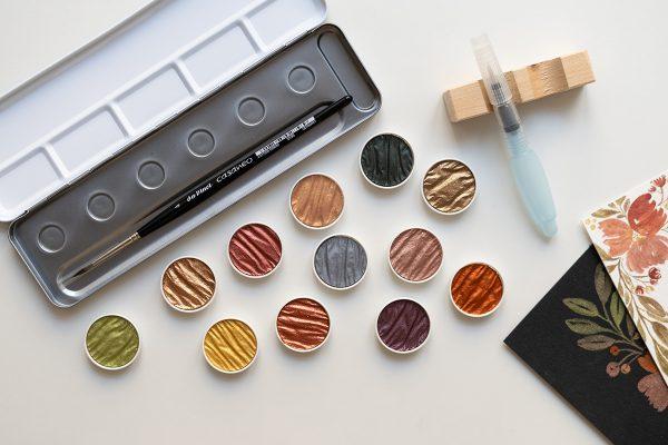 Coliro Pearlcolors Kasten individuell | we love handmade