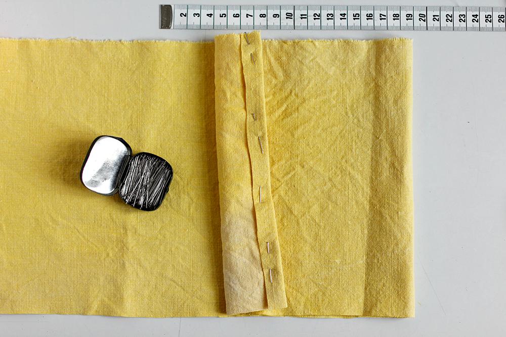 DIY: Pinselaufbewahrung nähen   we love handmade