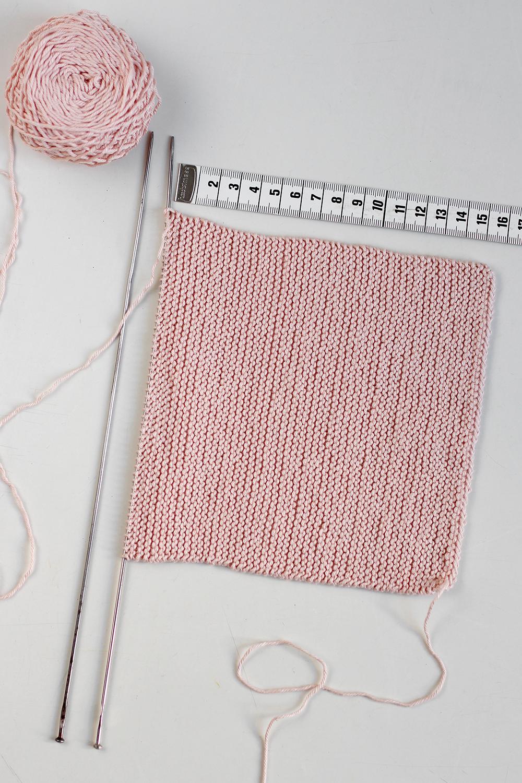DIY: Abwaschtuch stricken | we love handmade