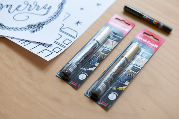 Craft Kit Fensterbemalung | we love handmade