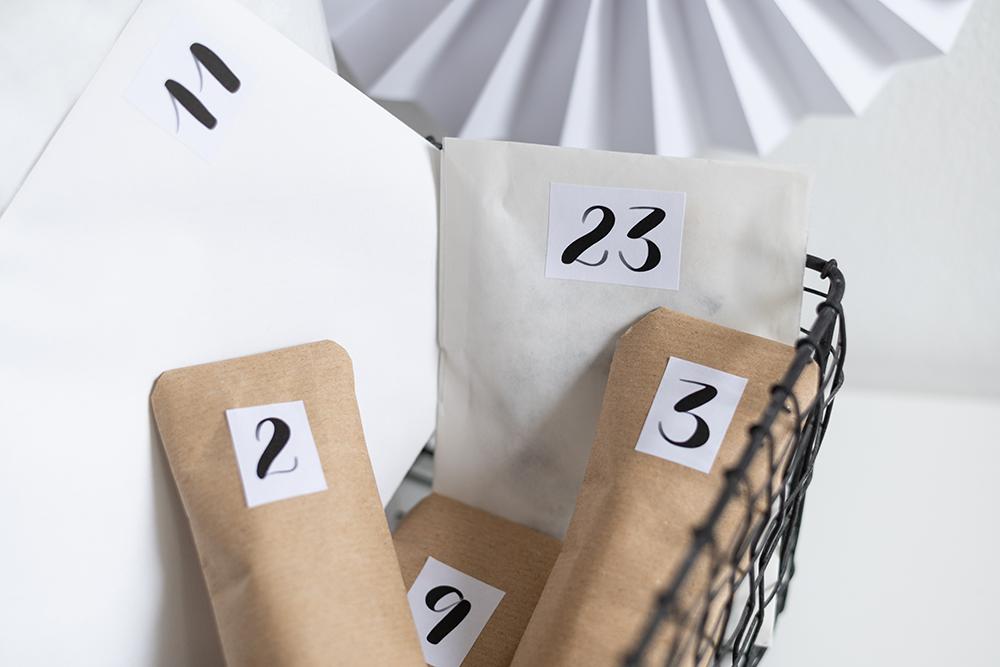 DIY-Adventskalender 2020 | we love handmade
