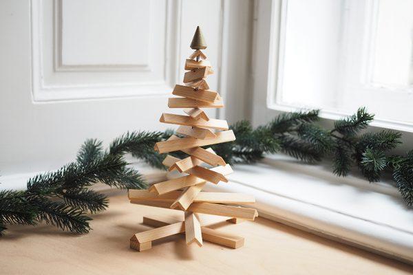 Rudolf II mit goldener Spitze: Weihnachtsbaum | we love handmade