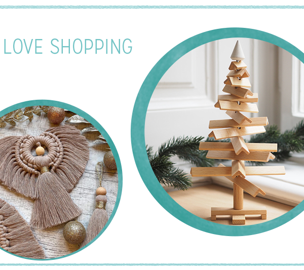 we love Shopping: Weihnachtsdekoration | we love handmade