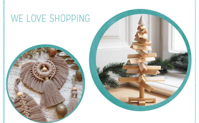 we love Shopping: Weihnachtsdekoration | we love handmade