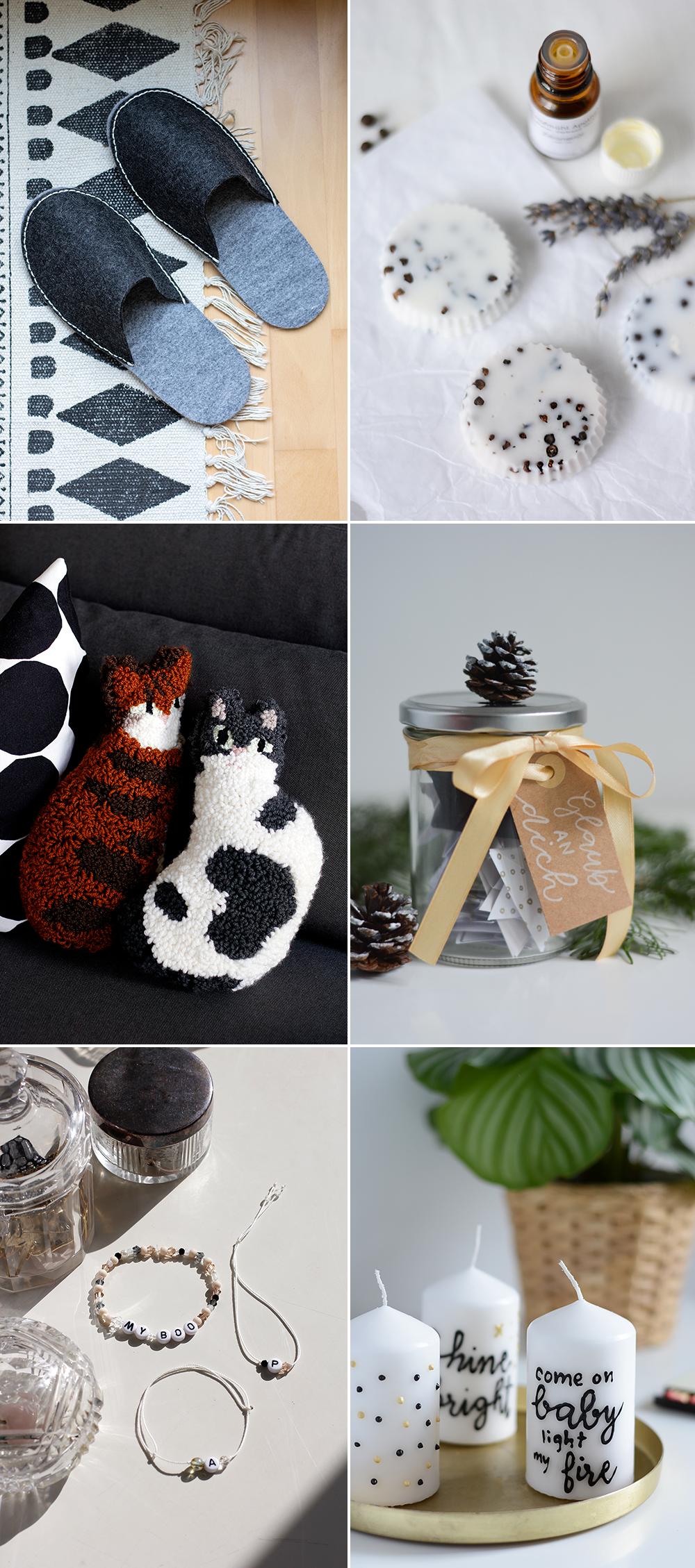 Personalisierte DIY-Geschenke   we love handmade