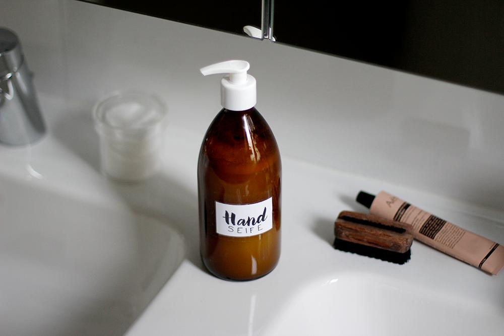 DIY: Flüssigseife selber machen | we love handmade