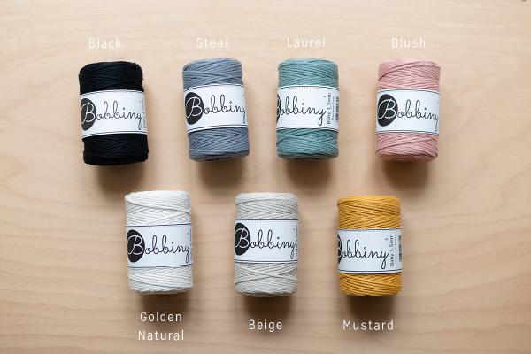 Bobbiny: Makramee-Garne |Shopping bei we love handmade