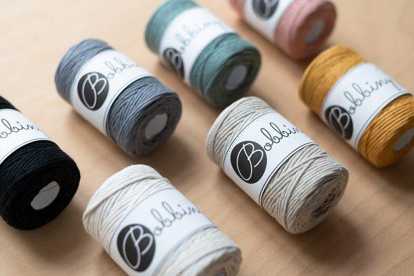 Bobbiny: Makramee-Kordeln |Webshop we love handmade