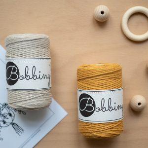 Bobbiny Makrameegarn dünn | we love handmade