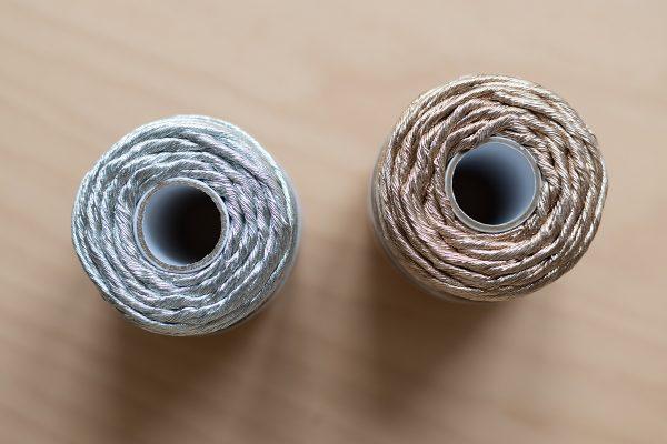 Bobbiny: Metallics-Kordeln | we love handmade