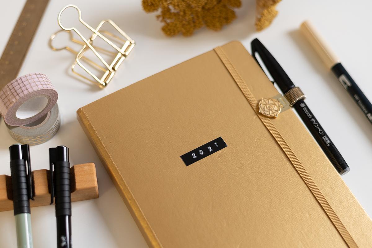 Bullet Journal Notizbuch | we love handmade