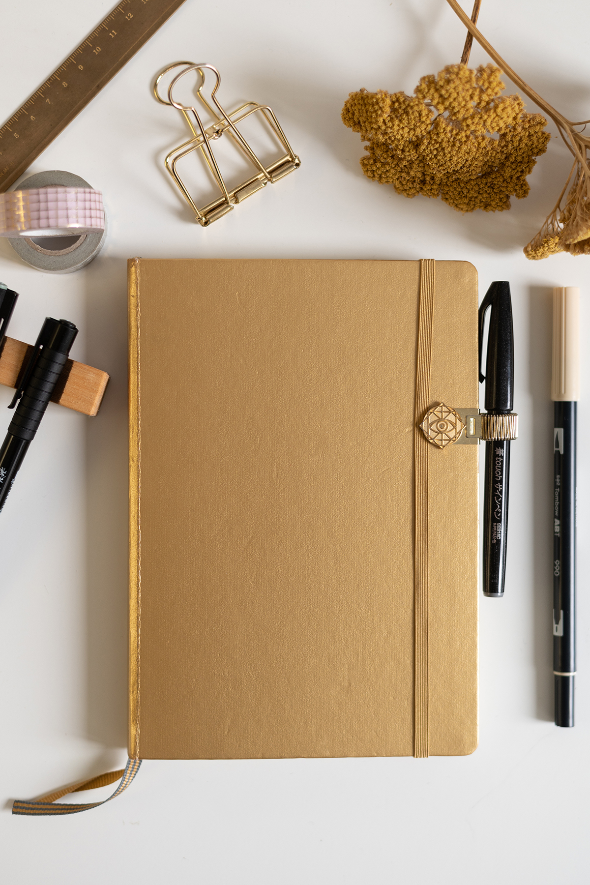 Bullet Journaling Materialien | we love handmade