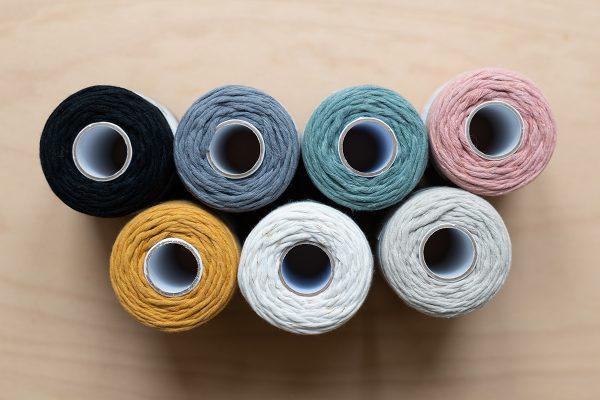 Makramee-Garne von Bobbiny: Farben | we love handmade