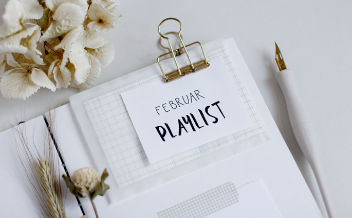 Craft Playlist Februar | we love handmade